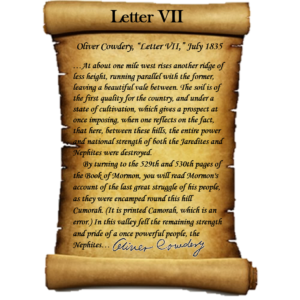 aa letter VII